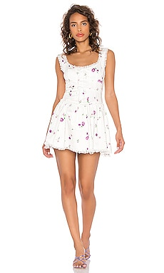 Violet Mini Dress For Love & Lemons $222