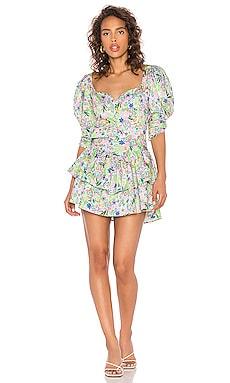 Jardine Mini Dress For Love & Lemons $148