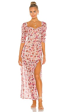 Evie Maxi Dress For Love & Lemons $282