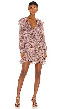 Sadie Mini Dress For Love & Lemons $242