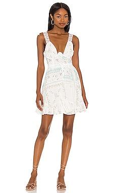 Shea Mini Dress For Love & Lemons $229