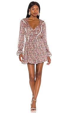 Grace Mini Dress For Love & Lemons $273 BEST SELLER