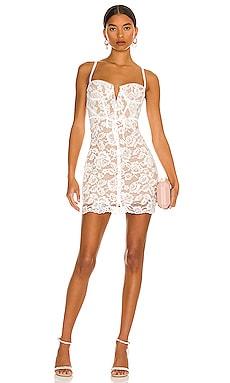 Jillian Mini Dress For Love & Lemons $205
