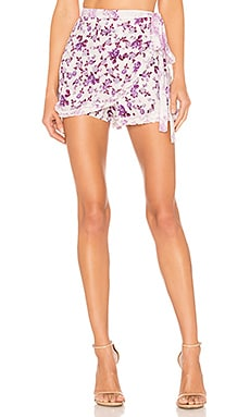 JUPE-SHORT ATLANTA For Love & Lemons $90