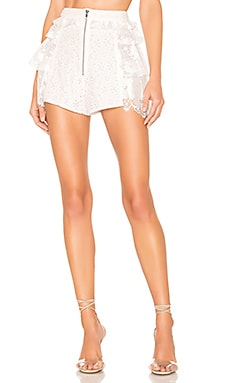 Las Palmas Lace Shorts For Love & Lemons $163