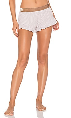 Sleeper Shorts in Pin Stripe