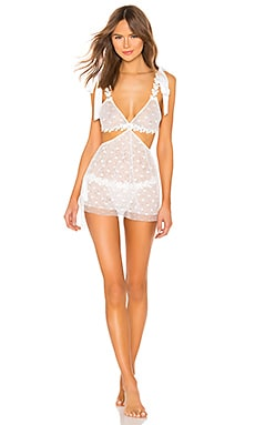 Marguerite Tie Bra With Removable Dress For Love & Lemons $119