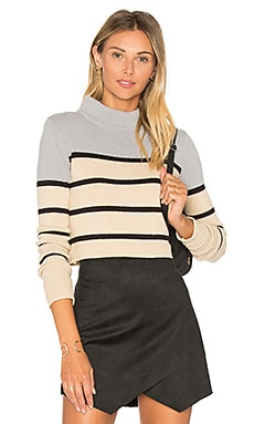 x KNITZ Mon Cherie Cropped Sweater