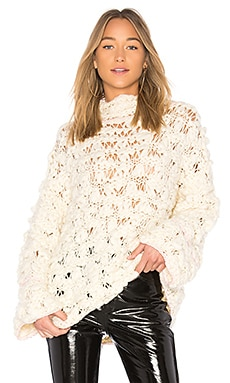 Cloudy Day Popover Sweater