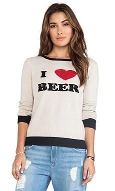 I Heart Beer Pullover