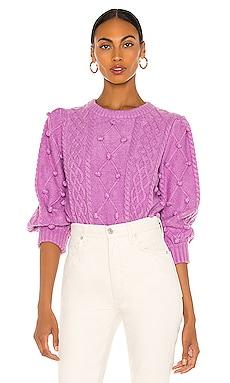 Florentina Sweater For Love & Lemons $180 BEST SELLER