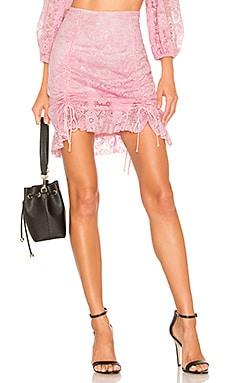 Lafayette Mini Skirt For Love & Lemons $136