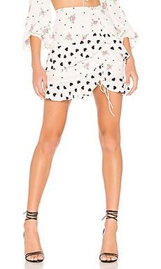 Lucia Mini Skirt For Love & Lemons $150