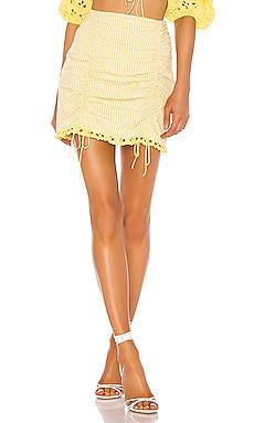 Picnic Mini Skirt For Love & Lemons $150