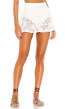 JUPE COURTE DAISY For Love & Lemons $132