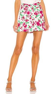 Janelle Mini Skirt For Love & Lemons $130
