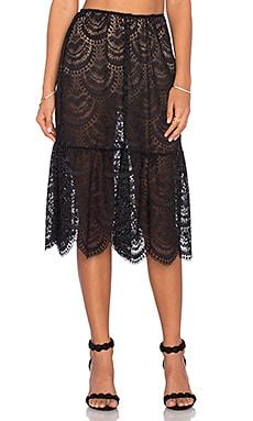 Rosalita Skirt in Black