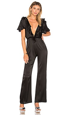 Bette Open Back Romper