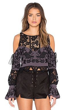 TOP CROPPED CECELIA