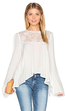 Ellery Top in White