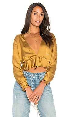 Twinkle Long Sleeve Blouse