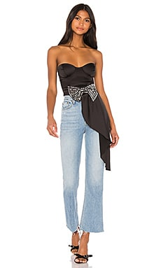 La Vie Strapless Top For Love & Lemons $172 NEW ARRIVAL