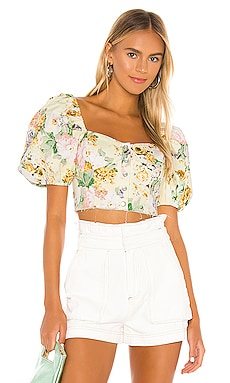 TOP CORTO CHAMOMILE For Love & Lemons $143 MÁS VENDIDO