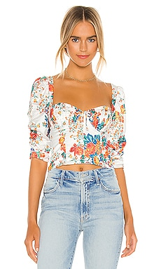Brandy Top For Love & Lemons $132 NUEVO
