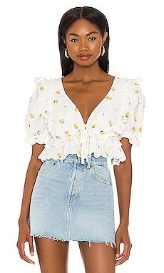 Shelby Blouse For Love & Lemons $165