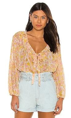 Melanie Blouse For Love & Lemons $109