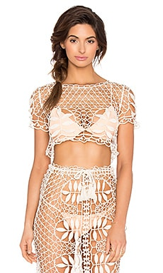 St. Tropez Crochet Top