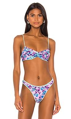 Tahiti Bikini Top For Love & Lemons $106