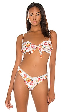 MAILLOT DE BAIN 2 PIÈCES RAVI For Love & Lemons $110