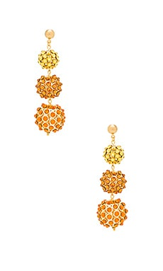 Sunset Earrings Frasier Sterling $28 (FINAL SALE)