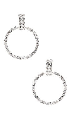 BOUCLES D'OREILLES LA NIGHTS Frasier Sterling $37 BEST SELLER