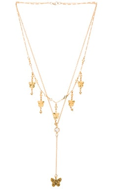 COLLIER ASHBURY BUTTERFLY