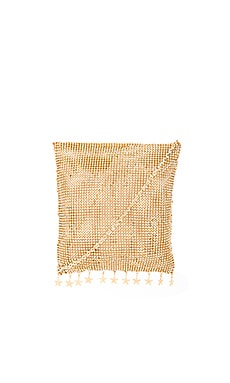 After Party Crossbody in Gold & Stars