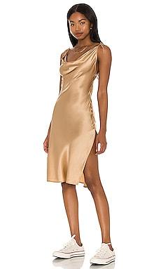Doll Face Silk Dress Frankies Bikinis $265
