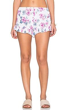Frankies Bikinis Nomad Short in Floral
