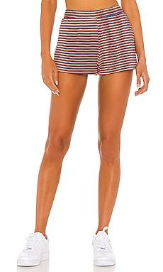 Coco Short Frankies Bikinis $95 NEW