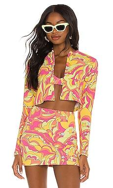Cheri Terry Cardigan Frankies Bikinis $140