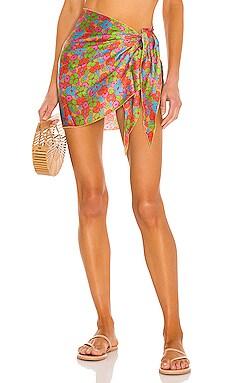 Sassy Silk Sarong Frankies Bikinis $150