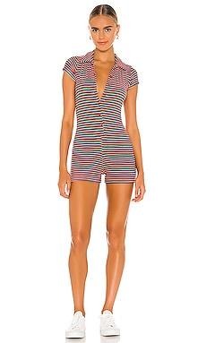 Rose Romper Frankies Bikinis $135