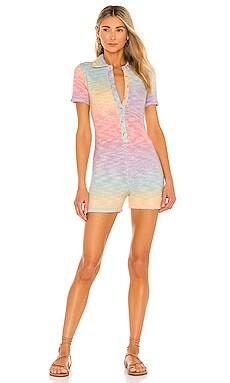 Rose Knit Romper Frankies Bikinis $250