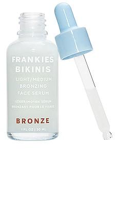 Vegan Bronzing Facial Self Tanning Serum Frankies Bikinis $34