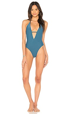 Слитный купальник lilly - Frankies Bikinis