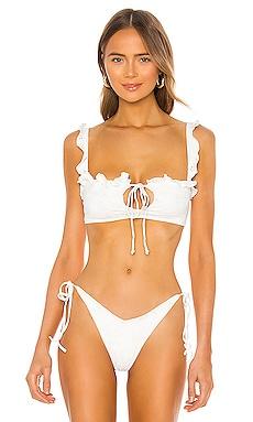 X REVOLVE Mia Top Frankies Bikinis $105