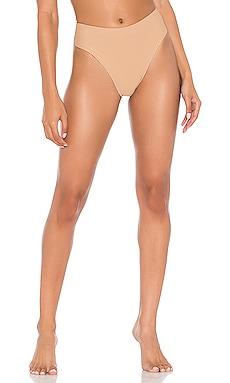 Jenna Ribbed Bikini Bottom Frankies Bikinis $85