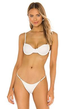 TOP BIKINI MAGGIE Frankies Bikinis $110