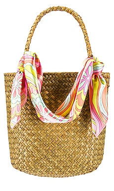 Tini Straw Bag Frankies Bikinis $80 BEST SELLER